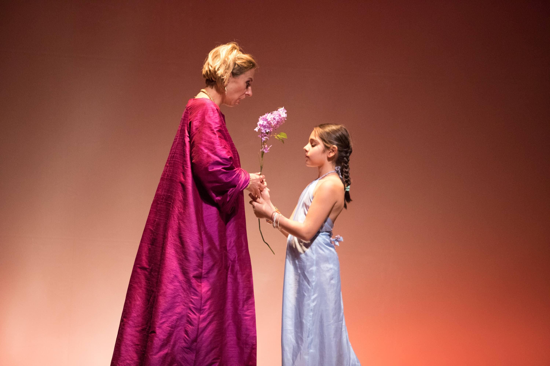 Costume Opera Creation Lucretia Britten